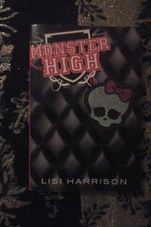 Les romans Monster High de Lisi Harrison