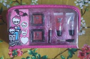 Trousse a maquillage Monster High