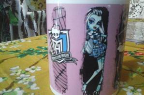 Le mug Monster High