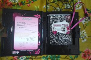 Le journal secret Monster High