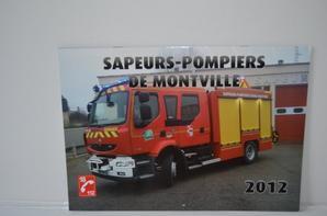 nouveaux calendrier pompier