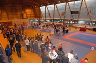 COUPE DE LA LIGUE DE KARATE SEMI CONTACT DECEMBRE 2014 SAINTE MAXIME