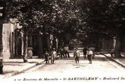 LA PROCHE BANLIEUE DE MARSEILLE