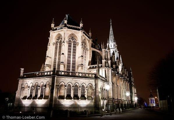 basilique de bonsecours 76 prés de Rouen ma fille natale
