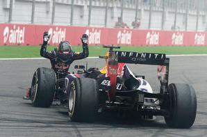 Grand Prix d'Inde à New Delhi !