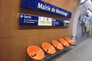 Ouverture de Mairie de Montrouge #ligne4_ratp, 303ème station du métro parisien