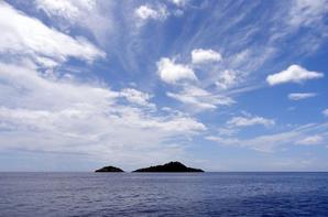 Plage de Malendure, Ilets Pigeon, Réserve Cousteau, Guadeloupe