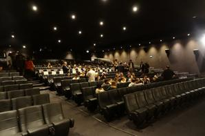Première du court métrage Plug&Play de Davy Sihali au Publicis Cinémas