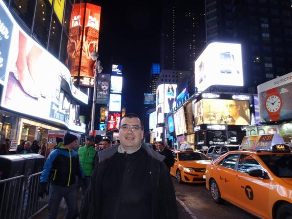 Time Square !