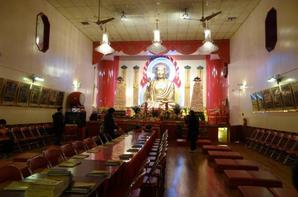 Mahayana Temple, Chinatown