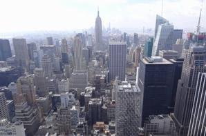 Top of the rock, Rockefeller center