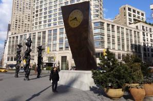 New York City Ballet - Lincoln Center - Black Swan filming location
