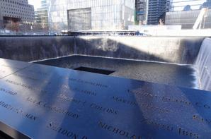 One World Trade Center et mémorial du World Trace Center