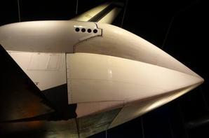 La navette spaciale Enterprise