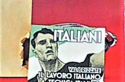 d'autres affiches romaines