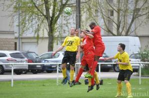3/05/15 ; 1/2 finale de coupe Gachères B - Dun Sornin Foot B