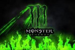 monster energy :) ;) =) <3