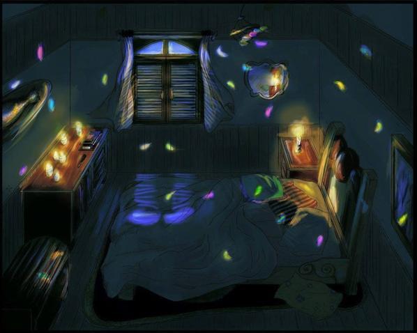 Chambre parfaite ?