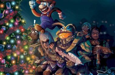 Fanarts #55 : Joyeux Noel ! + Annonce.