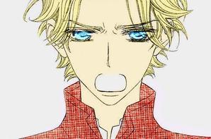 """"""" Je suis la fleur d'or du berceau de sang, respecte moi un peu bordel ! """""""