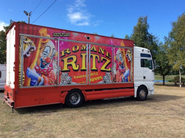 Cirque Romane Ritz Honfleur 2016