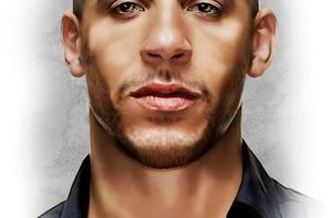 Paul Walker et vin diesel  superbe   dessins