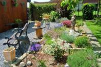 jardin printemps