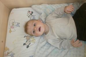 mon petit Florentin a 8 mois