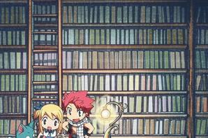 Natsu and Lucy ♥♥♥