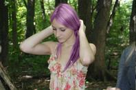 Pink hair <3