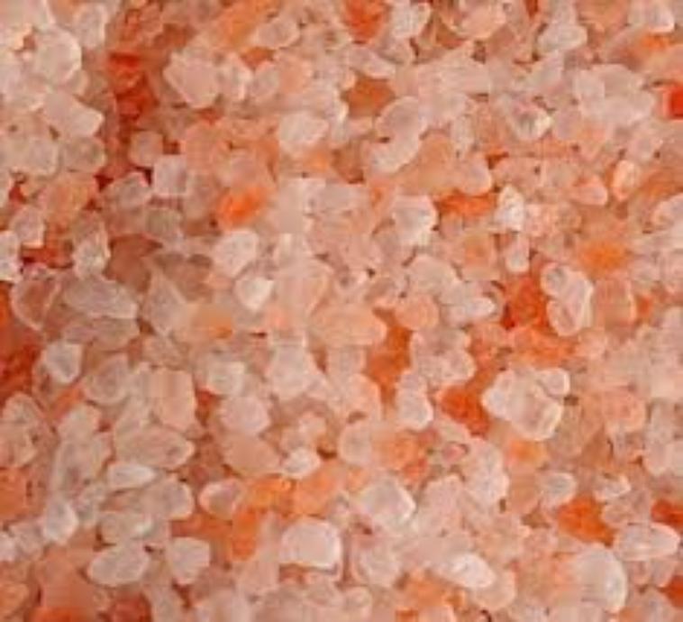 les vertus du sel de l'Himalaya