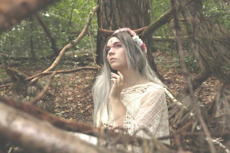 Witch in the forest 2016