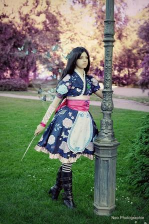 Alice Madness Returns Minishoot :3