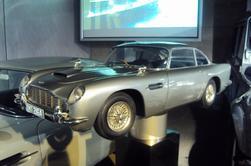 f1 et voiture de 007