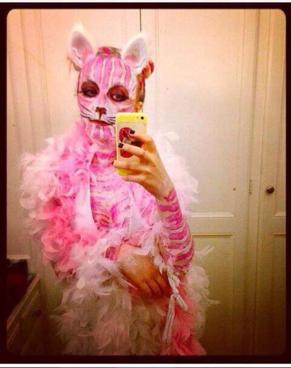 Evanna Lynch alias Luna Lovegood