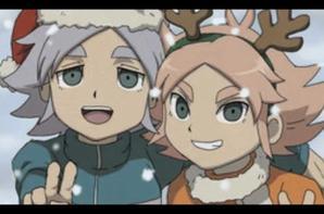 Inazuma Eleven / GO : spécial Noël