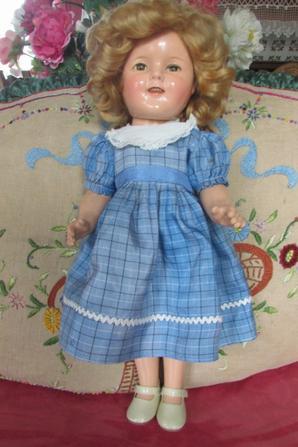 Pour changer des cellulos 3 petites Shirley Temple