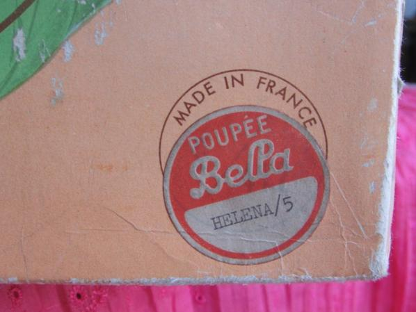 Nouvelles BELLA trouvées sur le Net ....