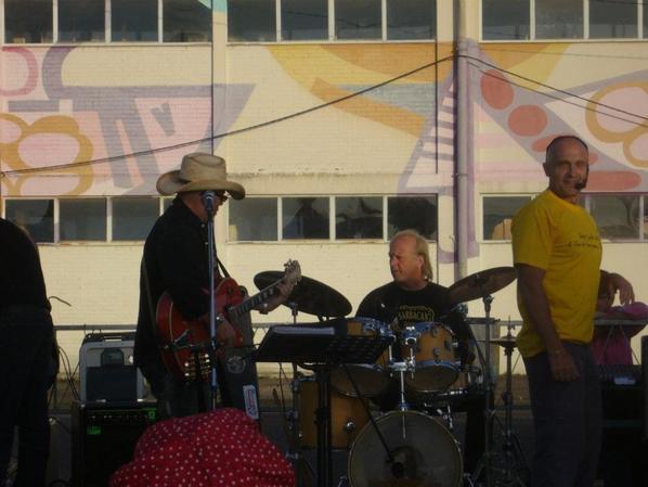 Madison géant Tomblaine juillet 2012.