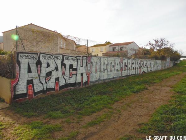Apach - Deca - Crak - Sener