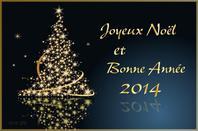 bonne et heureuse anneé 2014 a tous