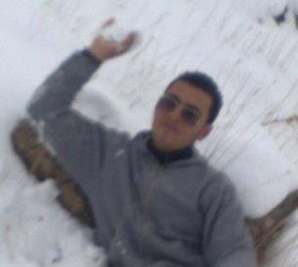 moi en 2010 à la montagne ....