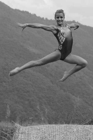 Elisa Meneghini en images..