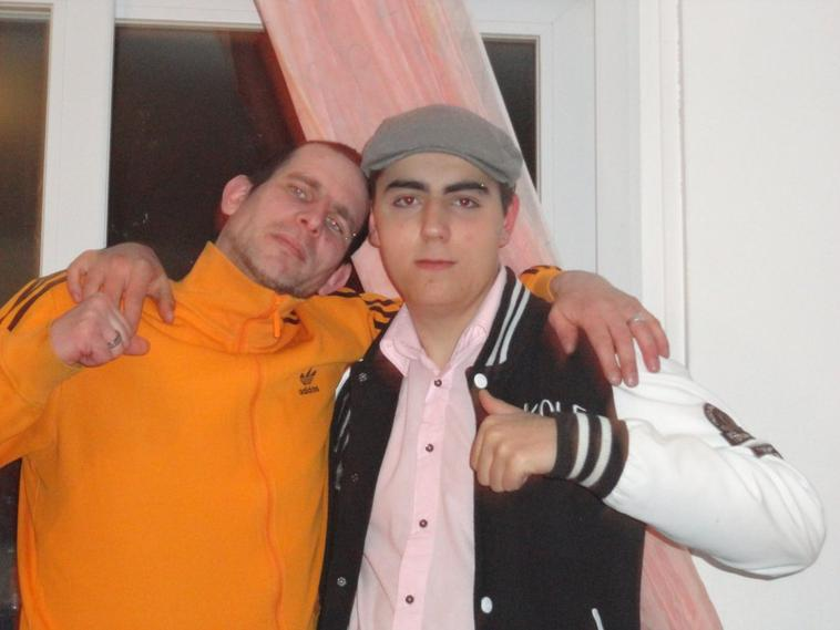 mon homme et mon frere