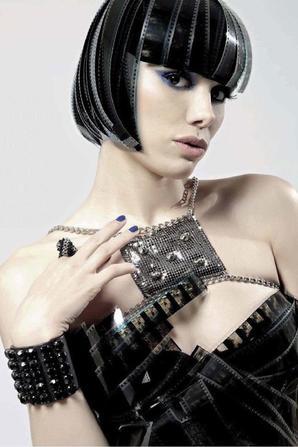2012 Dec 20 - Le calendrier de l'Avent version Melissa Mars ! ( III )