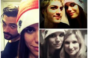 2012 Dec 19 - Journée Noël avec La Mozart Team à l'hôpital Trousseau