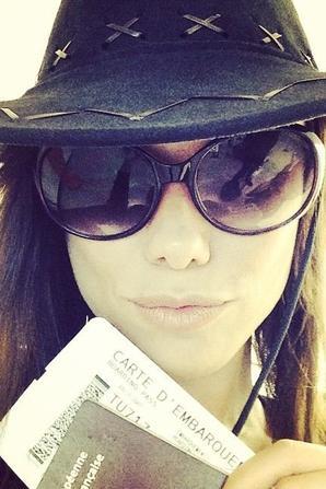 2014 August 16 - Melissa Mars en concert en Tunisie avec Mozart l'Opéra Rock