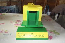 Urne de mariage Ploeger