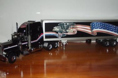 Encore un nouveau Camion : Peterbilt Franklin Mint au 1/32