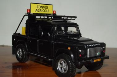 Modification Land Rover Defender